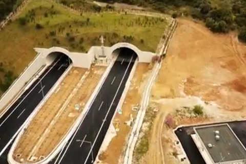Αυτός είναι ο νέος δρόμος με τις σήραγγες στα Τέμπη που αλλάζει τον οδικό χάρτη [βίντεο] | iefimerida.gr