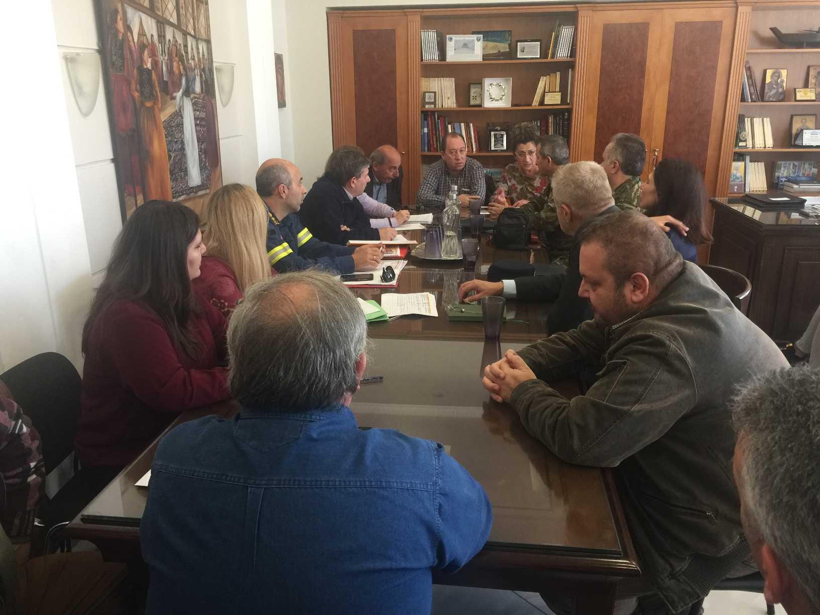 d4521072e69d Συνεδρίασε το Συντονιστικό Όργανο Πολιτικής Προστασίας της Π.Ε. Καστοριάς -  Φωνή της Καστοριάς